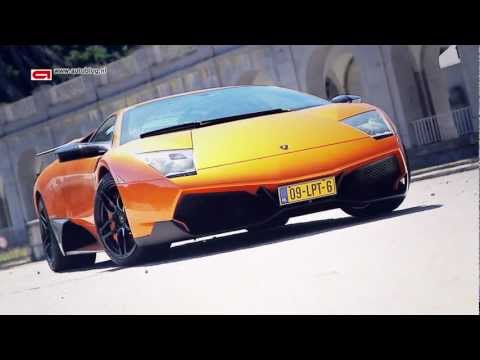 Lamborghini Murcielago LP670-4 SV review
