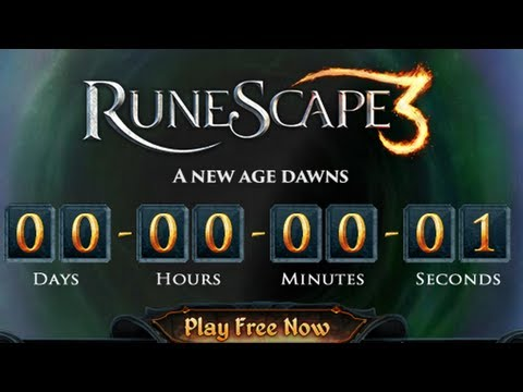 RuneScape 3 – First World Event Live stream