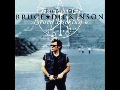 Bruce Dickinson - No Way Out ...to be Continued