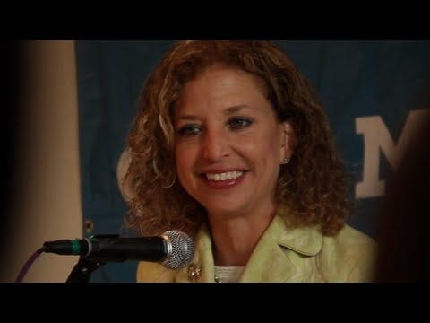"Debbie Wasserman Schultz: ""2012 is Personal"" - OFA North Carolina"