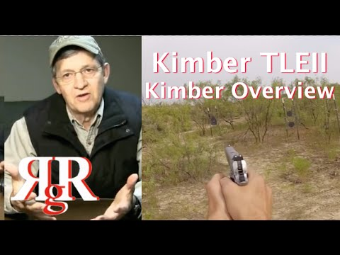 Kimber Overview / Kimber TLE II Review & Field Strip