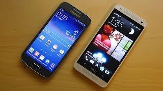 Видео: сравнение и выбор между HTC One mini или Samsung Galaxy S4 mini