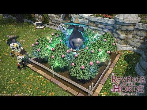「FINAL FANTASY XIV」Gardening: Glazenut Seeds (Guide)