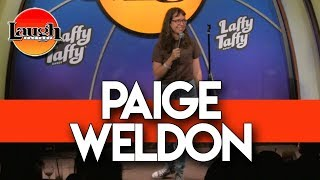 Paige Weldon | Self Esteem | Laugh Factory Stand Up
