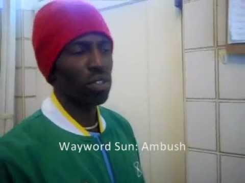 Wayword Sun on Freedom Day
