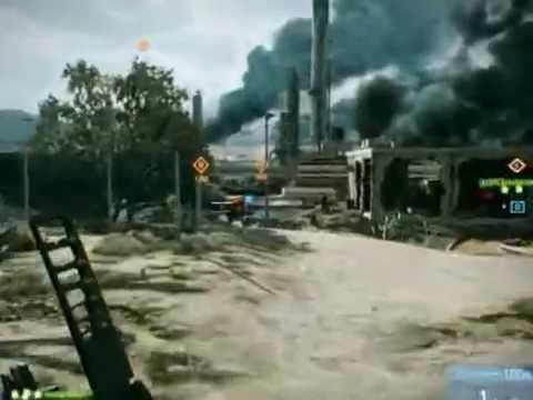 Battlefield 3 PC game´play