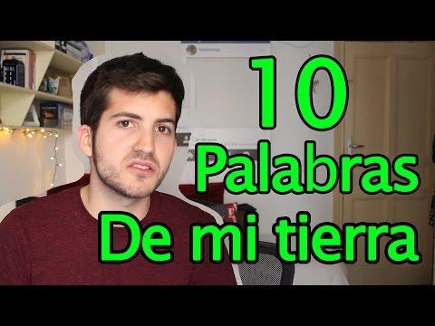 10 PALABRAS | KIKILLO | ALMERÍA o ANDALUCÍA