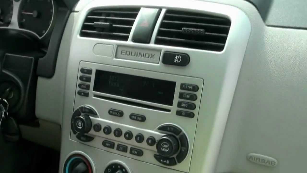 2005 Chevrolet Equinox Lt Awd Youtube