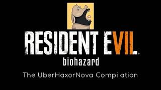 UberHaxorNova's Resident Evil 7 Funny Jumpscares Compilation