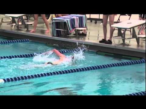 Duluth East Boys Swimming at Bemidji -Lakeland News Sports - February 11, 2016