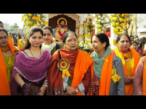 Guru Ravidass Ji Kanshi Vich Pathar Tarda video