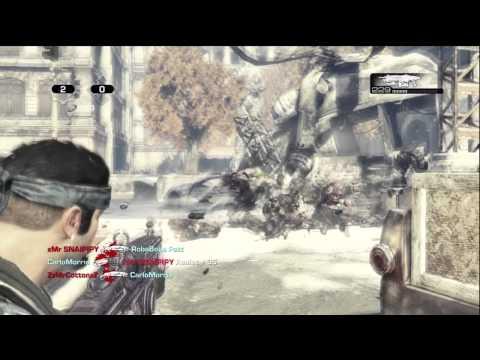 Uuhm Hahaha BYEBYE HATERS on Gears of War Rage!!