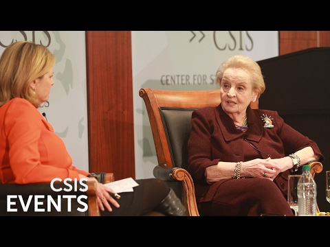 America's Place in the World - A Conversation with Madeleine Albright