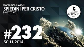 Domenica Gospel @ Milano | Spiedini per Cristo - Matteo Mo | 30.11.2014