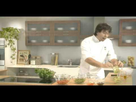 Receta Knorr - Ensalada Mediterránea