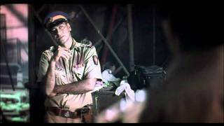 Bollywood Patriotic Scene - Khakee - Ajay Devgan - Corrupt Angre Resorts To Crime