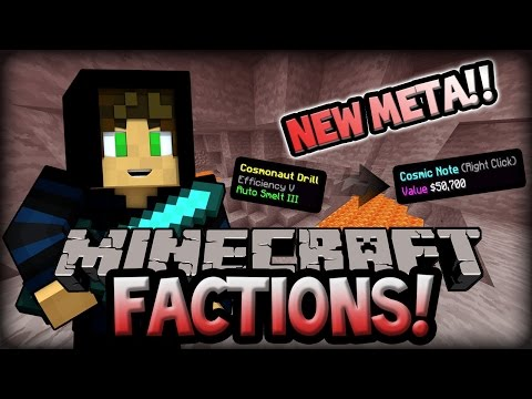 THE NEW META TO MAKE MONEY?! | Minecraft Factions Nebula #2 (Cosmic PVP)