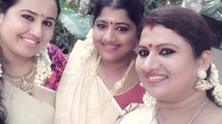 Sserial Actress Onam 2015