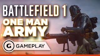 69-2 Kill Streak Rampage in Battlefield 1