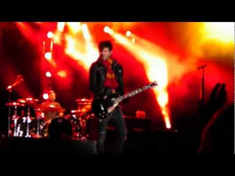 """Boys Like Girls - """"The Great Escape"""" (Live)"""