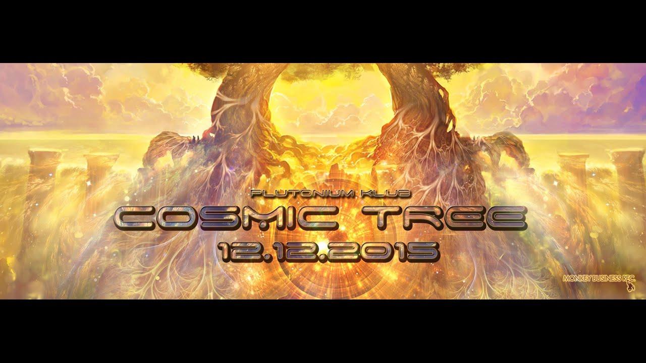 Live at Cosmic Tree Strasskirchen [Progressive Psytrance Mix 12.12.2015]