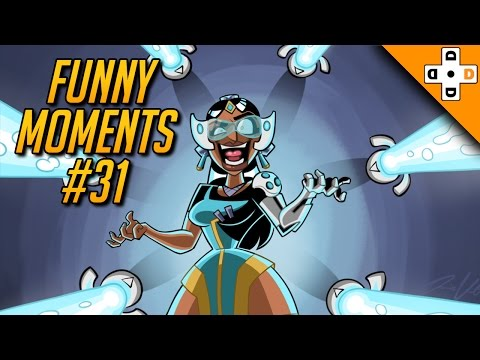 Overwatch Funny Moments #31 - Highlights Montage