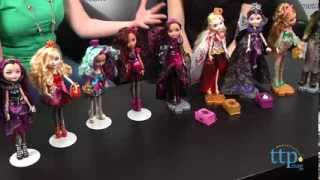 The Playdate: Ever After High, WWE, Disney's Cars and more
