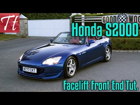 Honda S2000 - Facelifting The Front End Bumper Upgrade Guide