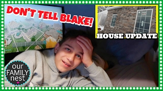 OVER 2 YEARS TO MAKE THIS!! HUGE MINECRAFT WORLD TOUR // NEW HOUSE UPDATE!!