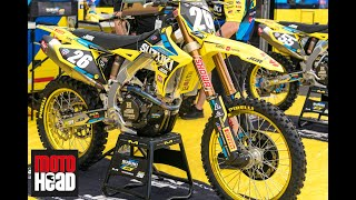 Secrets of the fastest Suzuki RM-Z250 on the planet