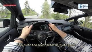 Nissan LEAF e+ 62 kWh test