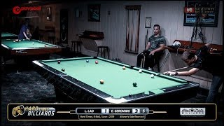 #3 - Edgie GERONIMO vs Luke LAO / Hard Times 9-Ball Monthly / JUNE 2019