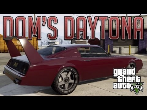 gta 5 how to make dom& 39