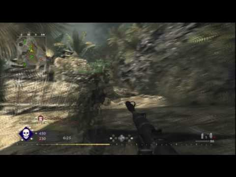 Call of Duty 5 online play PS3 version HD PVR recorded 720p