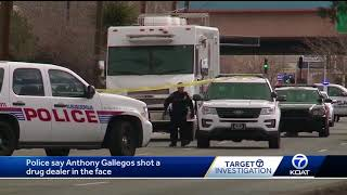 Police say Albuquerque teens connected to three shootings