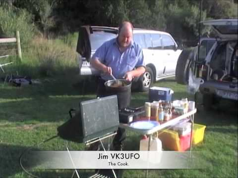 Shoreham Beach Breakfast Amateur Radio VK3