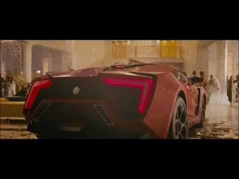 the fate and furious 7|imran khan|lattest action song 2017|(yash86)