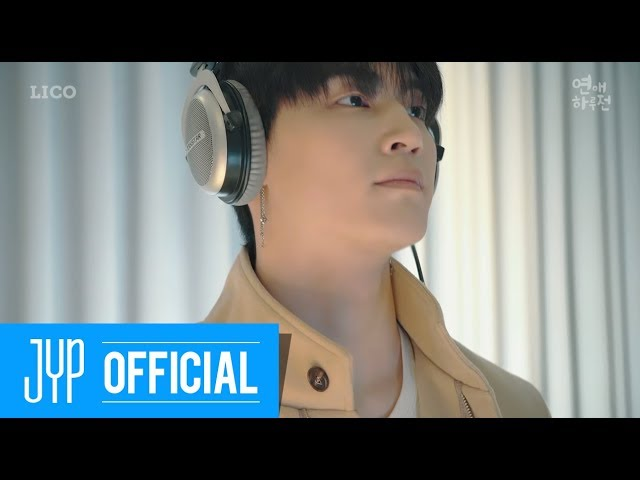 """JB (GOT7) """"Be with you"""" M/V (연애하루전 OST)"""