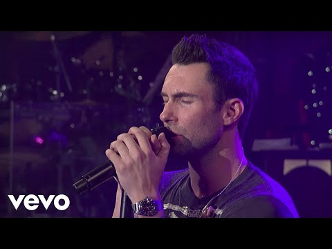 She Will Be Loved (Live on Letterman)