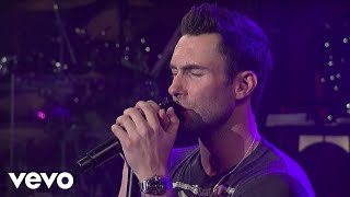 Download Lagu Maroon 5 - She Will Be Loved (Live on Letterman) Gratis STAFABAND
