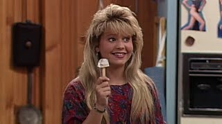 The 'Full House' When D.J. Almost Starved Herself To Death