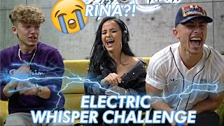 RINA BALAJ - ELECTRIC SHOCK WHISPER CHALLENGE