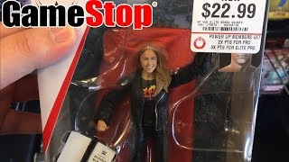 TOY HUNTING AT GAMESTOP FOR NEW WWE ELITES & MORE
