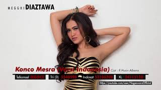 Meggy Diaz - Konco Mesra (Versi Indonesia) (Official Audio Video)