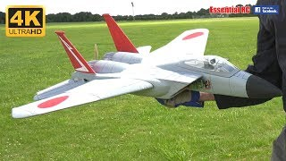 CONVERT the GWS F15 into a LONG FLIGHT DURATION RC JET ! [*UltraHD and 4K*]