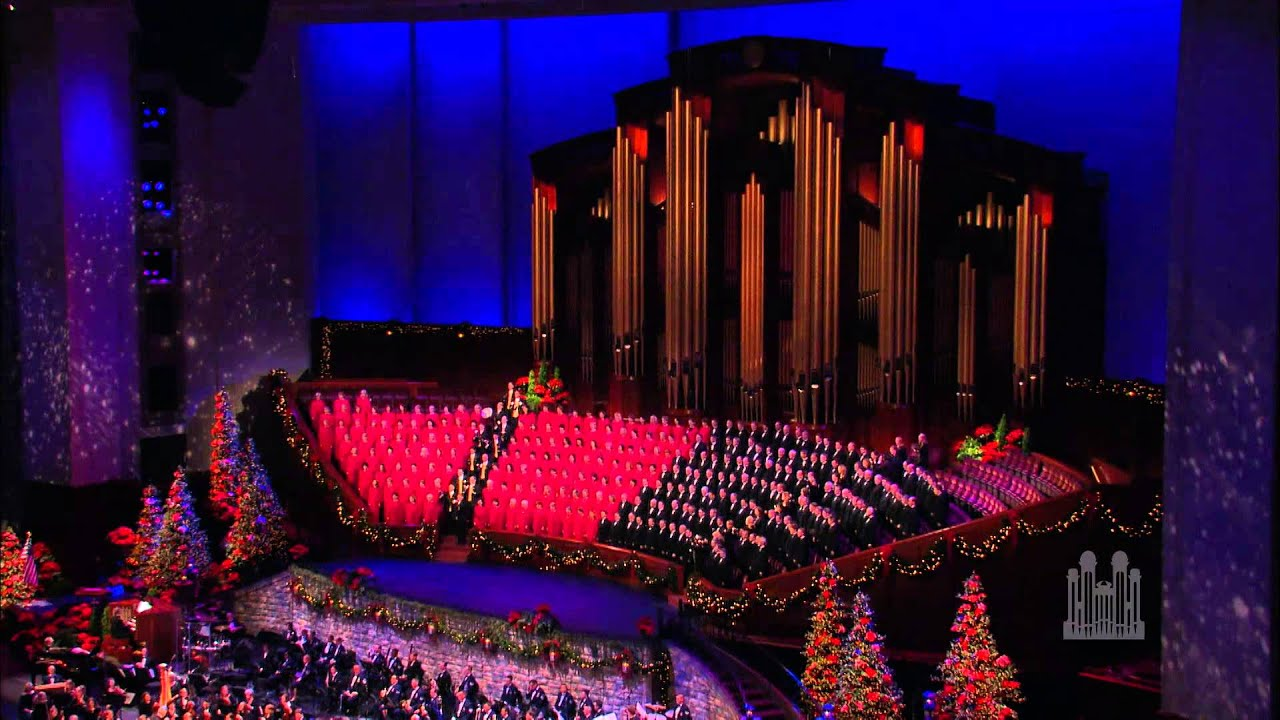 Sandi Patty And The Mormon Tabernacle Choir O Holy Night