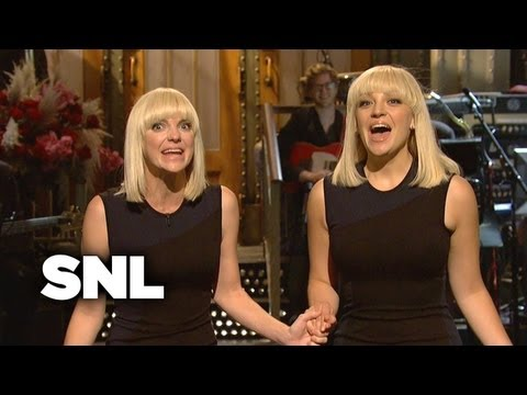 Anna Faris Monologue: Hanna Garis - Saturday Night Live