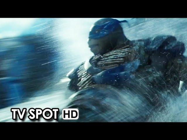Teenage Mutant Ninja Turtles Official TV Spot #15 (2014) HD