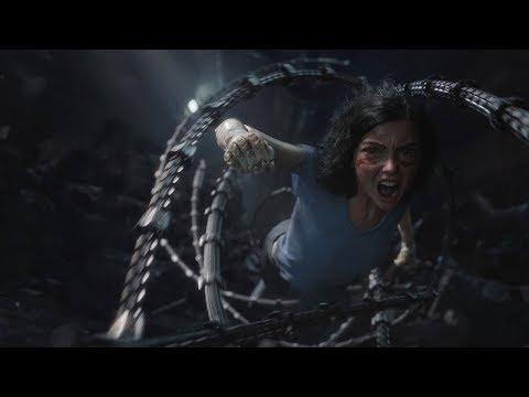 【艾莉塔:戰鬥天使】最新官方預告