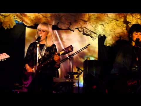 Dum Dum Girls - Lord Knows - Glasslands Gallery - CMJ -  Brooklyn, NY - 10/17/12